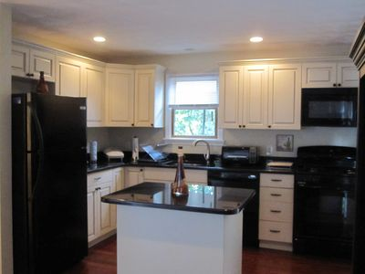 Photo for (Oak Bluffs) Family-friendly house located less than a mile from Circuit Ave