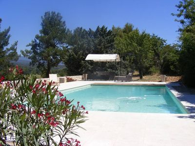 Photo for SUMMER 2019: -20% Provencal Bastide with view and private pool