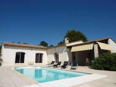 Photo for Villa 175m² with heated pool, near Cannes and Mandelieu la Napoule