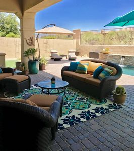 Photo for Upscale Casita with resort-like comforts & privacy in North Phoenix/Scottsdale