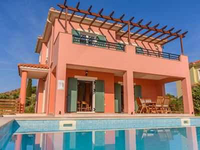 Photo for ARMONIA VILLAS Beautiful location deluxe services, easy access to nearby beaches