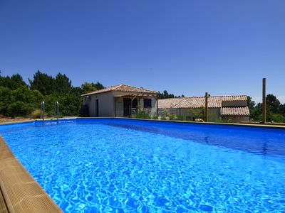 Photo for Maisonette with pool 4 people
