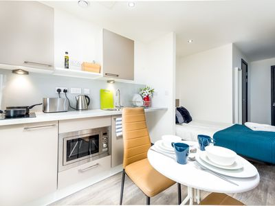 Photo for Brand New Serviced Apartment for Leisure and Corporates in Central Luton