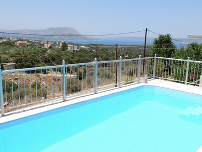 Photo for Budget priced gorgeous 3 bedroom property, private pool, views & all amenities.