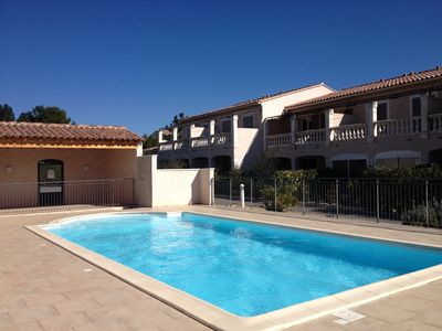 Photo for 2 ROOMS DUPLEX POOL MAUSSANE LES ALPILLES
