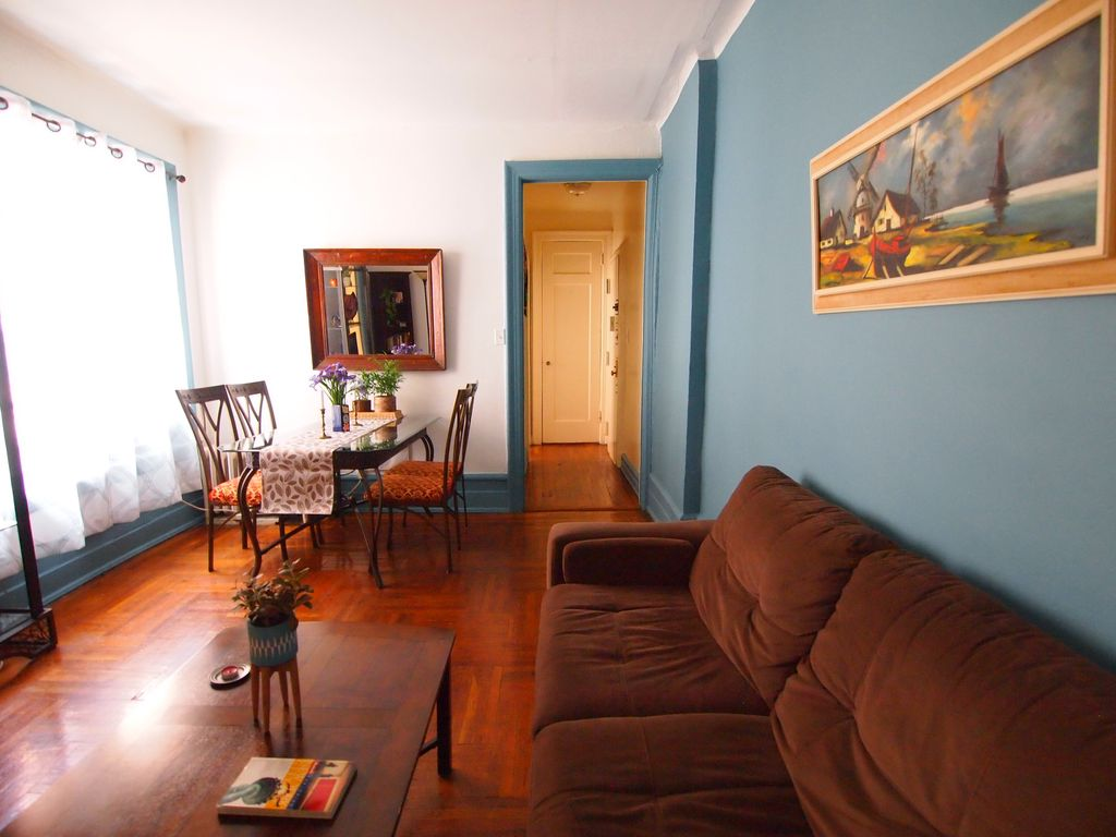 Comfortable Brooklyn Apartment Steps From Subway Prospect Park