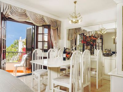 Photo for Apartment in the center of Ericeira with Internet, Garden, Balcony, Washing machine (672688)