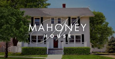 The historic Mahoney House in Russell is ideal for families and large groups