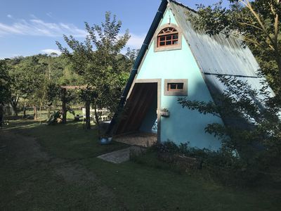 Photo for Chalet in the forest and in the countryside