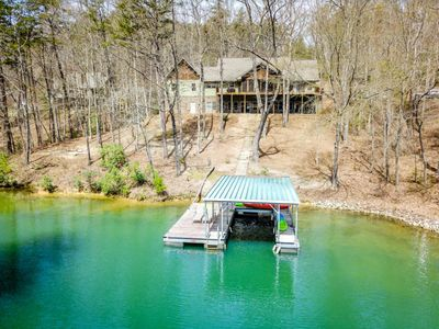 Photo for A Getaway At The North End Of Lake Keowee In A Quiet Cove ~ Includes Kayaks!