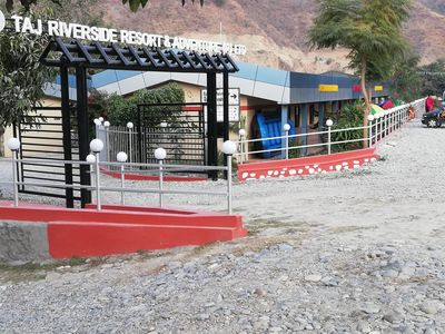 Photo for Taj Riverside Resort & Adventure offers Resort, Food & Adventure River Rafting