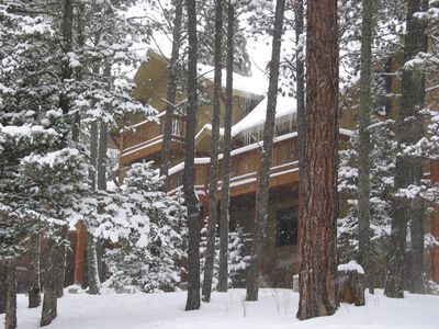 Photo for Beautiful Mountain Home Located By Angel Fire Ski Resort