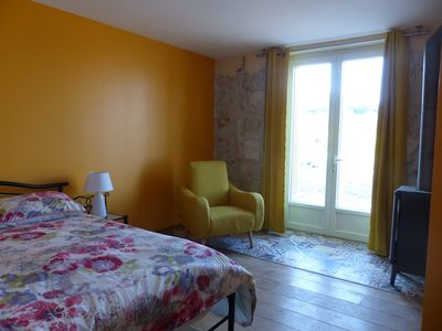 Photo for 1BR Guest House Vacation Rental in Saint-Loup, Occitanie