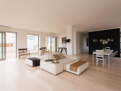 Photo for Via Alberto Cadlolo - luxury 3 bedrooms serviced apartment - Travel Keys