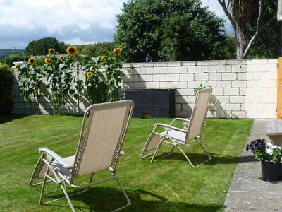 Garden Furniture Kilquade home at last' in the 'garden of ireland' - homeaway wicklow