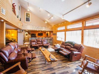 Photo for THE LODGE ON MAIN!  Walk, bike, or snowmobile to everything!