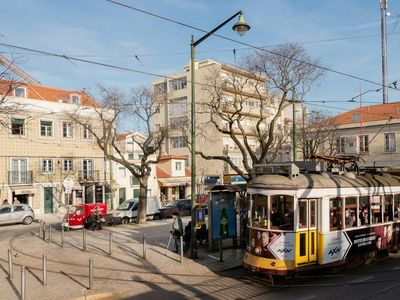 Photo for Apartment 55 m from the center of Lisbon with Lift, Internet (641534)