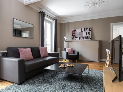 Photo for LOVELY, NEWLY RENOVATED LATIN QUARTER FLAT CLOSE TO THE SEINE