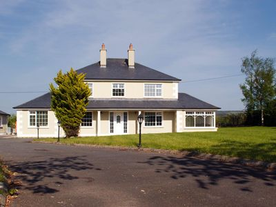 Photo for Fine detached house in peaceful setting and enjoying far reaching views of surrounding country…