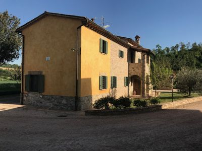 Photo for TODI TRUFFLE BEAUTIFUL HOUSE IN STONE OF LAST GENERATION FENCED