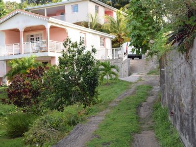 Photo for Rent F3, low of villa, located in campaign, in the heights of Sainte Marie.