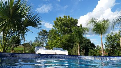 Photo for Charming country house with pool, barbecue and accommodation for 40 people.