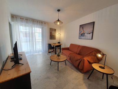 Photo for 1BR Apartment Vacation Rental in Juan les Pins