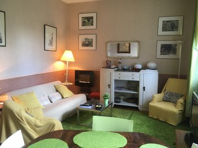 Photo for Charming cosy Carriage House near Chenonceau and Amboise, Loire Valley