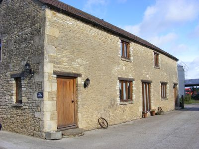 Photo for 3 bedroom converted barn between Corsham and Lacock and 10 miles from Bath