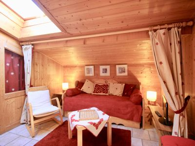 Photo for APARTMENT 4/6 PEOPLE IN BEAUTIFUL FARM OF COUNTRY PASSY VIEW MT BLANC
