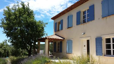 Photo for Villa in Lorgues, Provence