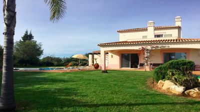 Photo for Stunning luxurious villa perfectly situated at Gramacho Golf Resort in Algarve.