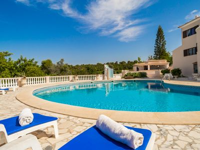 Photo for Quinta Estrelicia - Villa for 12 people in Silves