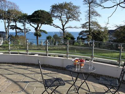 Photo for Superb Luxury 5 Star Apartment with Private Terrace Overlooking Sea