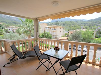 Photo for Ideal home in the Port of Sóller a few meters from the beach. WIFI FREE