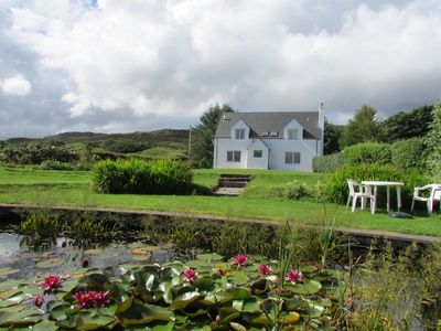 Photo for Comfort and Tranquillity in NW Skye with wide panoramic views covering 30 miles