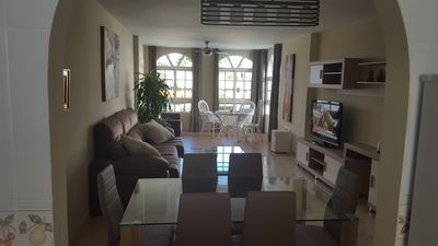Photo for Nice apartment near the beach in Benalmadena, Malaga, Spain