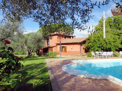 Photo for Vacation home Casal di Yuri  in Tre Croci (VT), Latium - 8 persons, 4 bedrooms