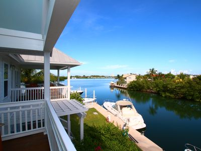 Photo for Coral Lagoon Unit 2 With Fantastic views of Shelter Bay