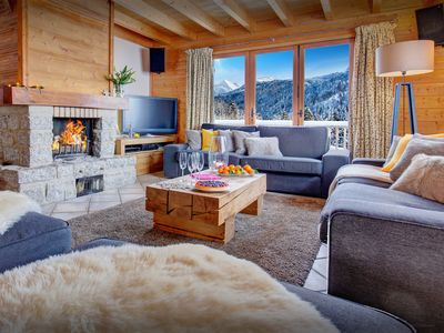 Photo for Wake up to breathtaking views before you head for the pistes - OVO Network