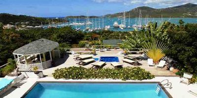 Photo for Villa Sariel, 6 Bed Villa, Amazing Views, Private Pool, English Harbour, Antigua