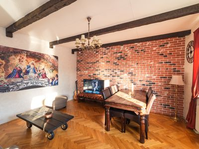 Photo for Cozy 70 sqm apartment in a quaint part of Lund