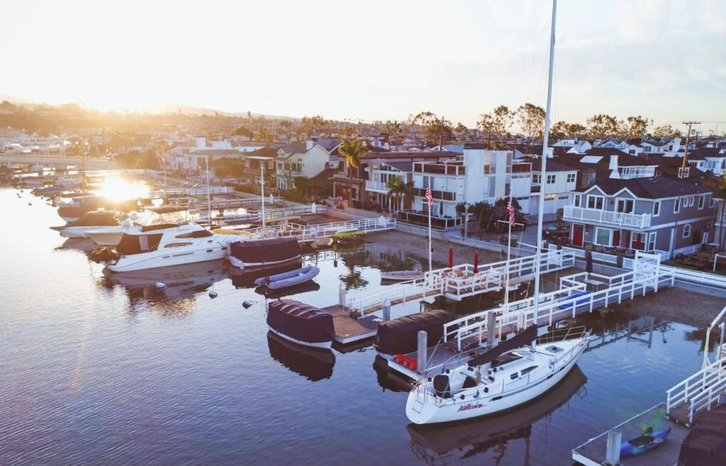 balboa island bayfront beach house with pri homeaway