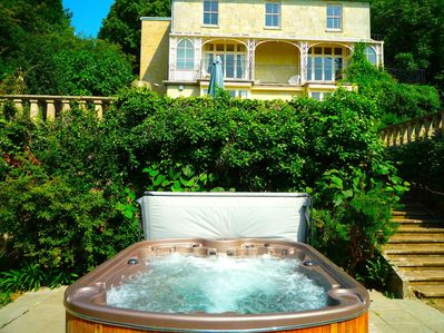 10 seater hot tub