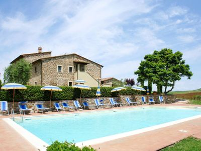Photo for Apartment Podere Jacopo (MVC271) in Montecatini Val di Cecina - 4 persons, 1 bedrooms