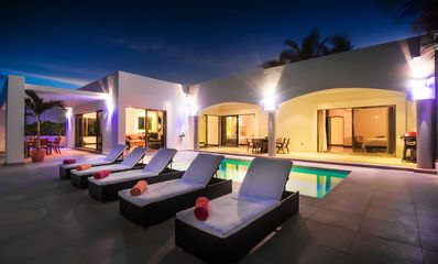 Photo for Chic contemporary oceanfront private oasis for perfect getaway in paradise!