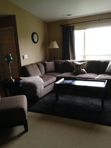 Photo for 2BR Condo Vacation Rental in Commerce charter Township, Michigan