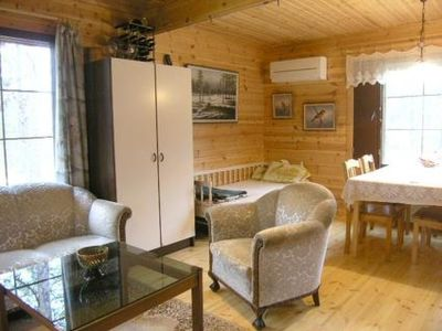Photo for Vacation home Luppo  in Enontekiö, Lappi - 5 persons, 1 bedroom