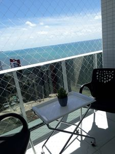 Photo for APARTMENT AT 50M FROM THE SEA WITH PRIVILEGED VIEW OF EVERY ORDER OF PIEDADE