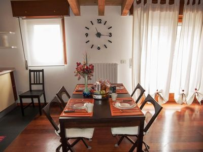 Photo for Apartment in Milan with Internet, Air conditioning, Parking, Washing machine (456170)